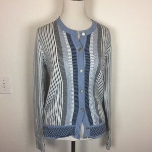 Tommy Hilfiger Striped Cardigan